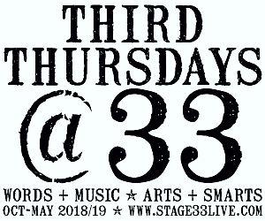 3rd Thursdays @ 33