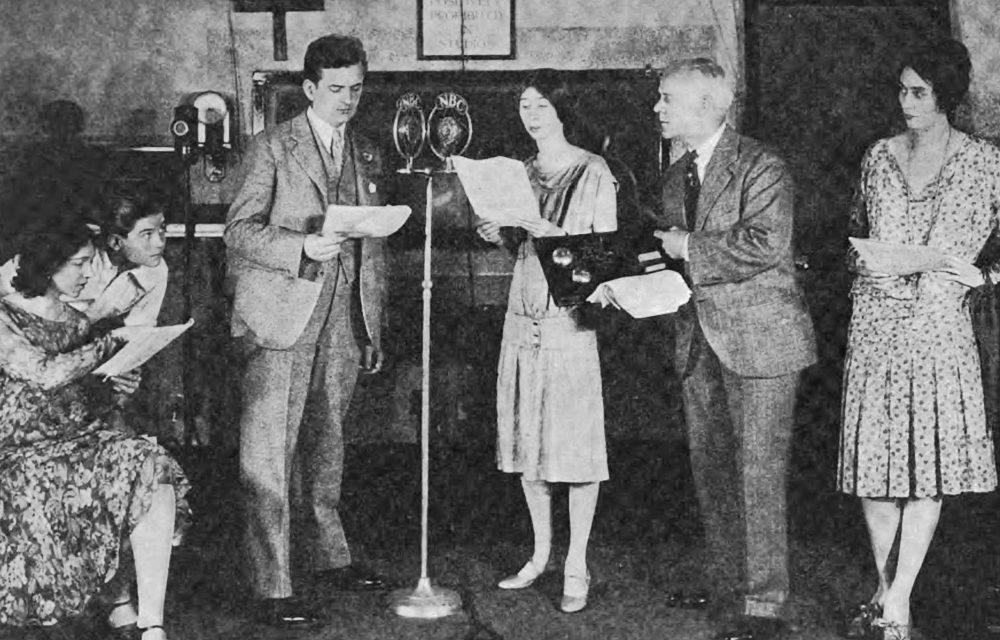 vintage radio program